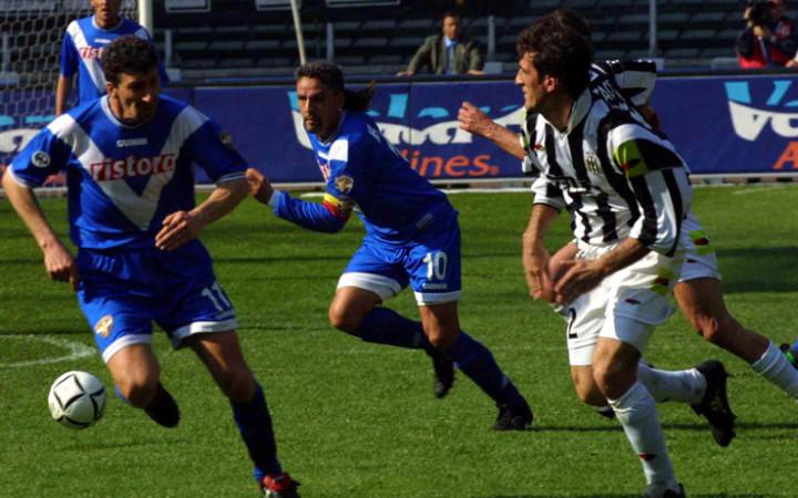 Brescia v Juventus X