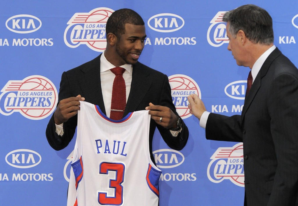 Chris Paul, Neil Olshey