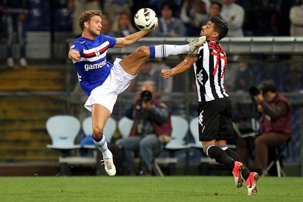 Andrea+Costa+UC+Sampdoria+v+AC+Siena+Serie+LTgb9kEmi4Ll