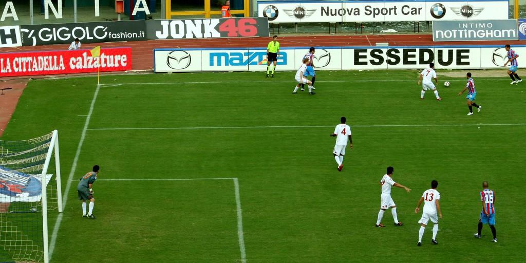 Catania Calcio v AS Roma - Serie A