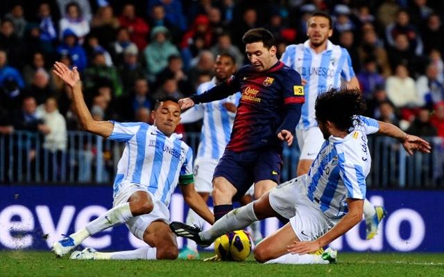 Messi-Malaga