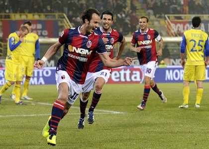 Bologna-Chievo Verona serie A