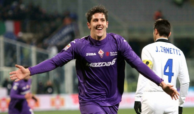 Fiorentina Inter jovetic