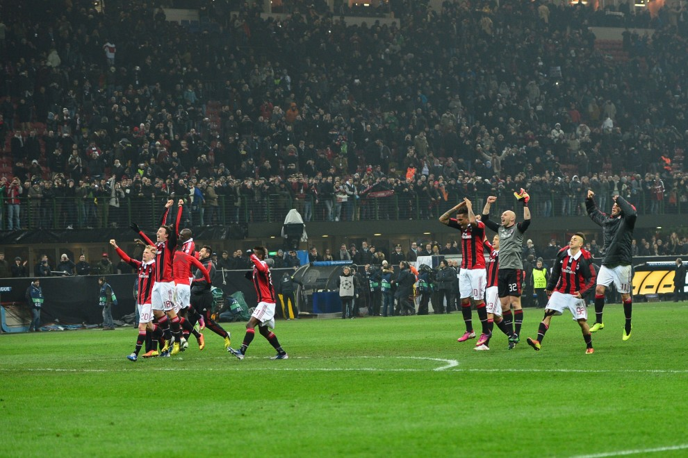 milan champions league
