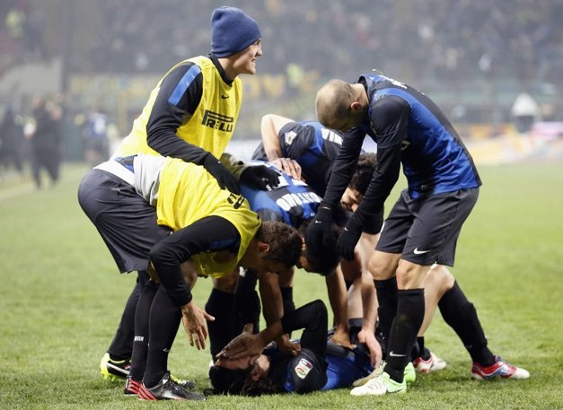 schelotto derby inter milan