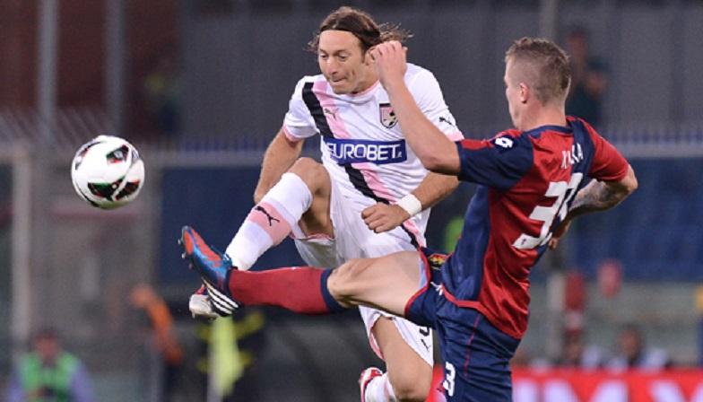 Genoa CFC v US Citta di Palermo - Serie A