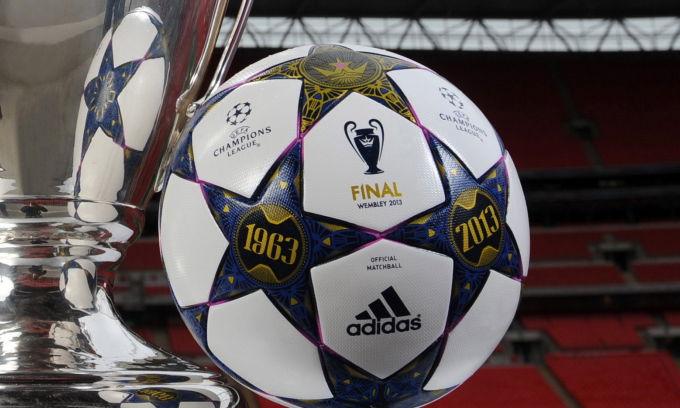 pallone champions