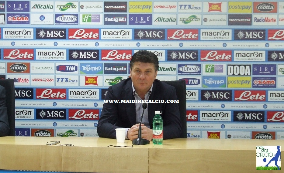 Mazzarri Maidirecalcio