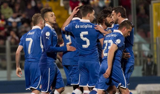 Malta Italia 0-2