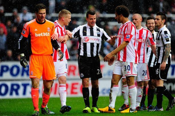 Newcastle+United+v+Stoke+City+-+Premier+League