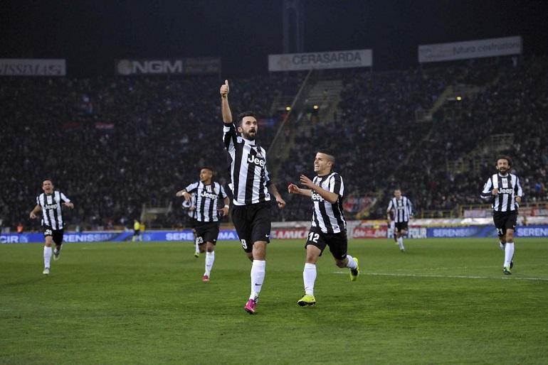 Bologna vs Juventus - Serie A Tim 2012/2013