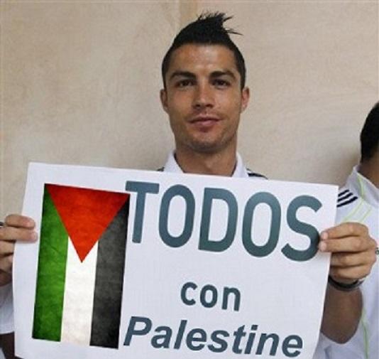 cristiano-ronaldo-palestina