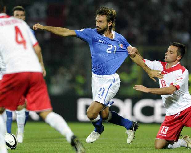 Italy v Malta - FIFA 2014 World Cup Qualifier