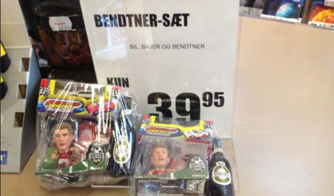 bendtner kit