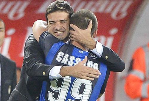 Stramaccioni e Cassano