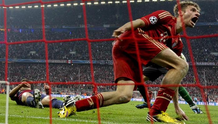 Bayern Monaco Muller