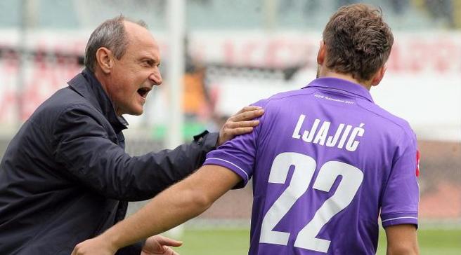 Roma-Manchester City, per Delio Rossi è Ljajic contro Jovetic