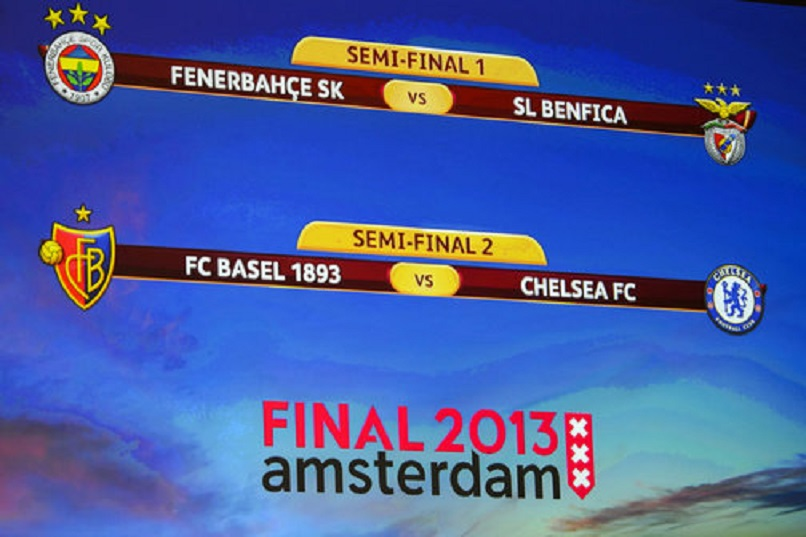 europa league semifinali
