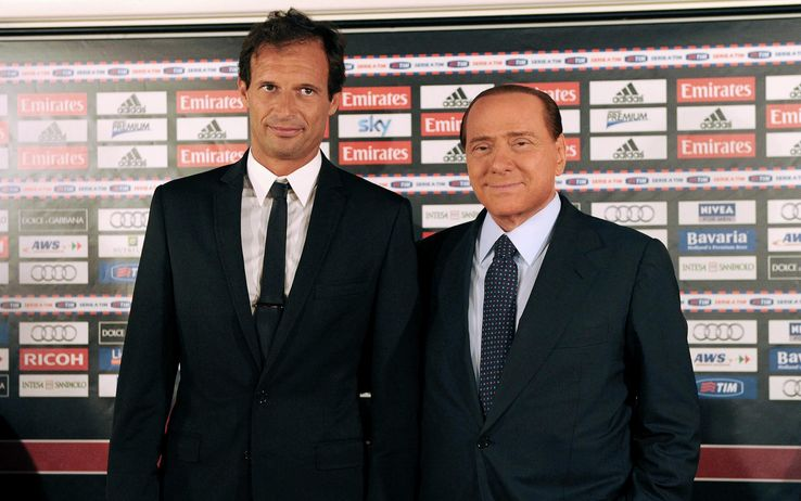 berlusconi allegri