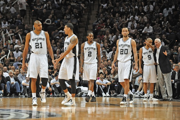 Old but gold: Spurs ancora in cima al mondo