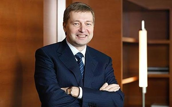 Il magnate russo Dmitry Rybolovlev