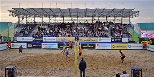 Beach volley, quarta tappa World Tour 2013.