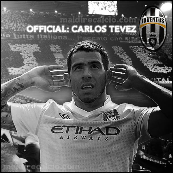 Official tevez