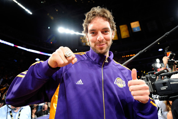 Gasol di nuovo fondamentale per i Lakers