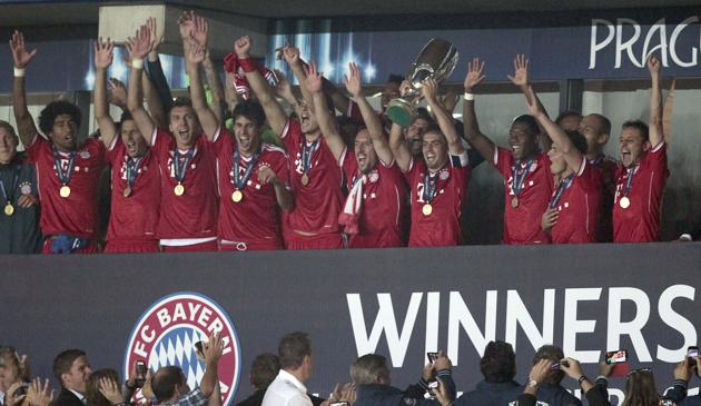 Bayern- Chelsea