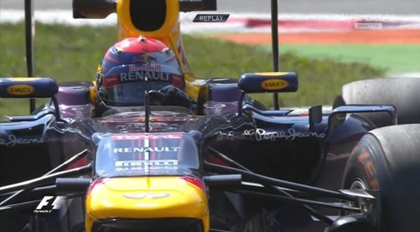 Vettel monza 2013