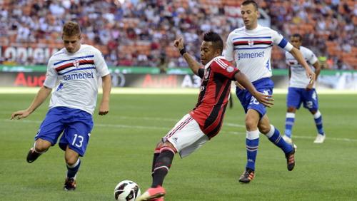 Milan Sampdoria formazioni ufficiali, c'è Robinho | Contrataque