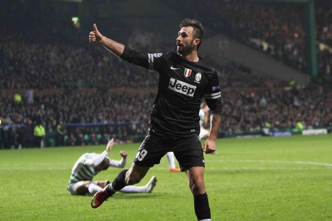 Celtic vs. Juventus - UEFA Champions League 2012/2013