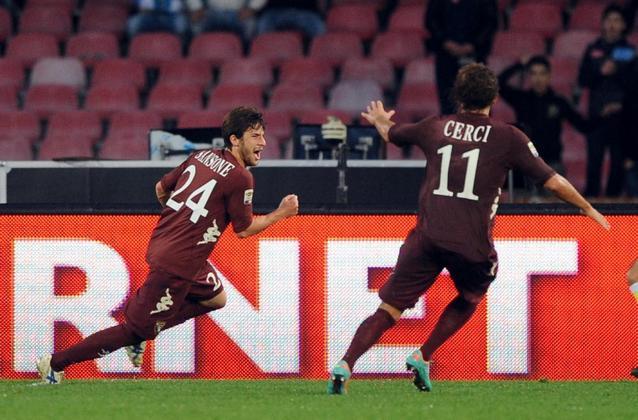 Napoli vs. Torino - Serie A Tim 2012/2013