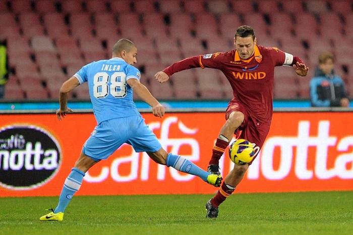 Napoli vs Roma - Serie A Tim 2012/2013