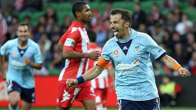 A-League Rd 6 - Melbourne Heart v Sydney FC