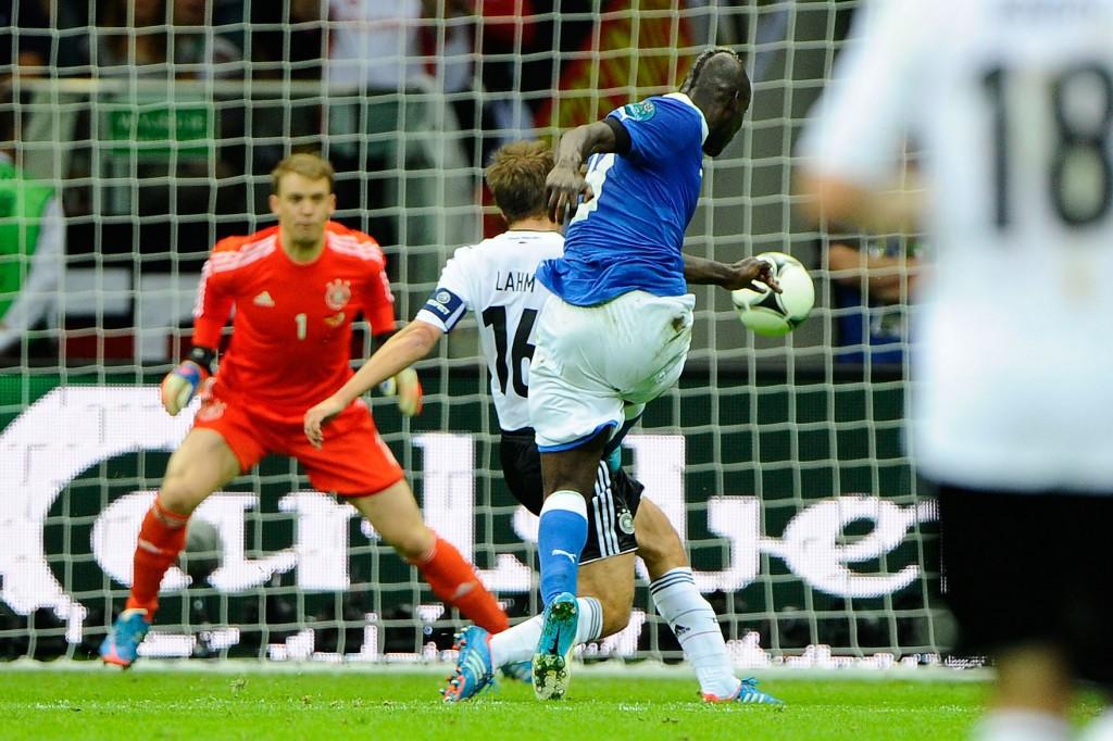 Germania-Italia Euro 2012