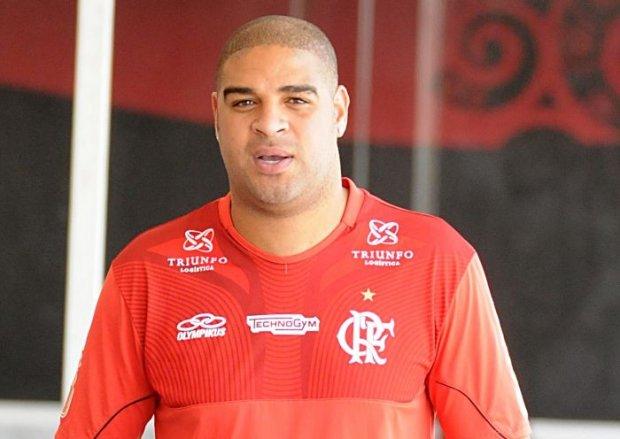 Adriano-Flamengo