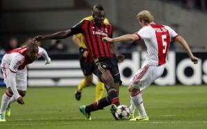 Balotelli-Ajax