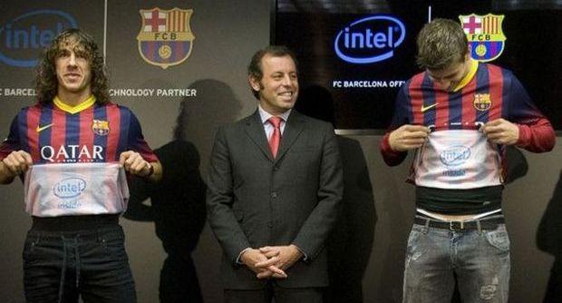 barcelona intel inside