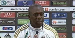 Seedorf-Conferenza-Stampa