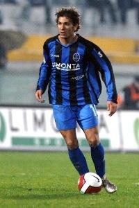 Un giovane Alessio Cerci con la maglia del Pisa.