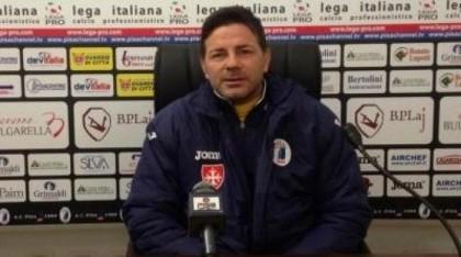 Ciccio Cozza, da dicembre nuovo allenatore del Pisa.