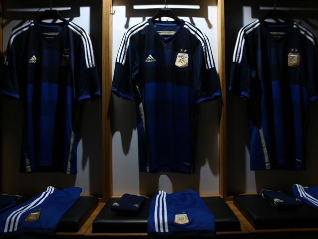 argentina maglia
