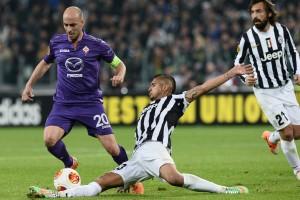 Juventus-Fiorentina Europa League