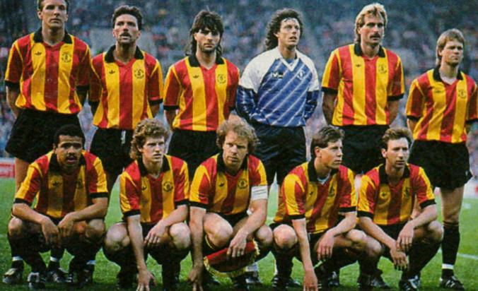 Malines Mechelen Ajax 87-88