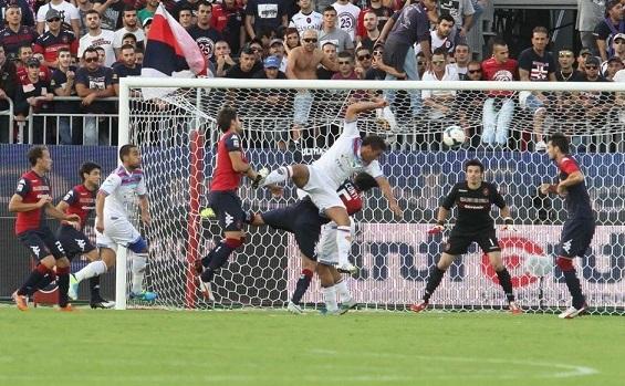 Soccer: Serie A; Cagliari-Catania
