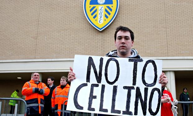 Leeds fan