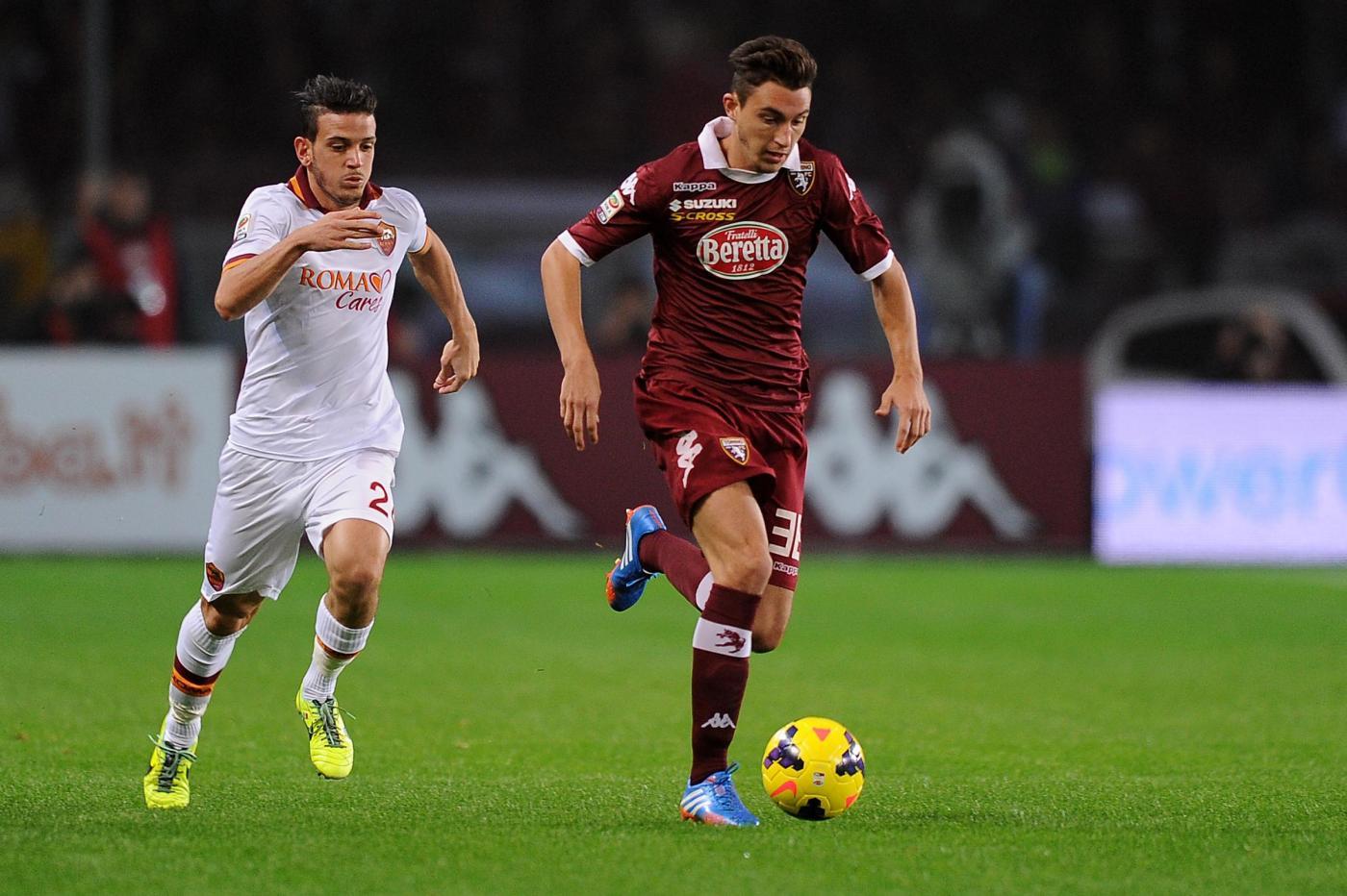 Matteo Darmian (24) è da due anni al Torino. Quest'anno ha totalizzato 30 presenze e 3 assist.