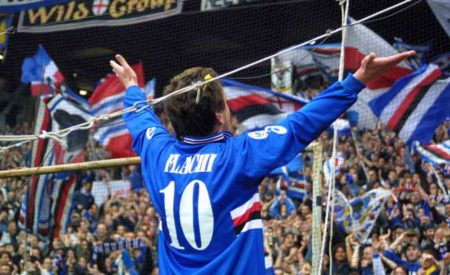 Flachi sampdoria derby
