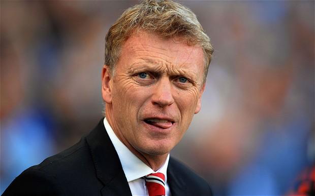 David Moyes (50) è alla prima stagione da manager del Manchester United.